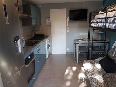 Photo for Apartment Port-la-Nouvelle, 1 room, 3 persons
