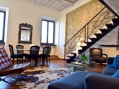 Photo for 1BR Apartment Vacation Rental in Spoleto, Umbria