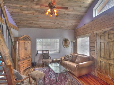 Photo for Artist's Eclectic Cabin