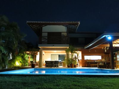 Photo for IN PRAIA DO FORTE - Cozy House 5 rooms