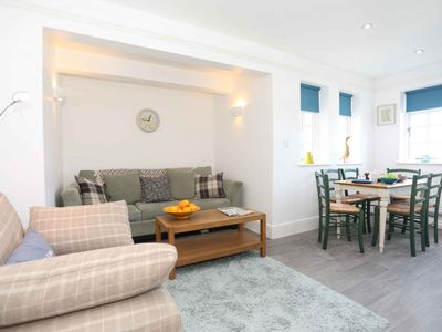 Photo for Wonderful 2 bed Garden Flat & Parking Rye Sleeps 6