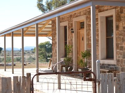 Photo for Flinders Bush Retreats - Mt Scott Homestead