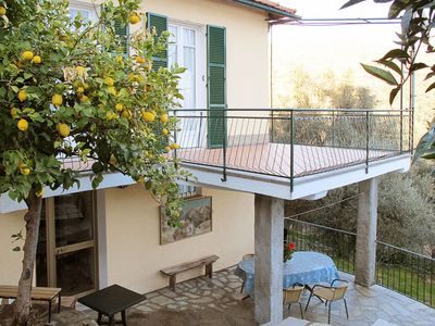 Photo for Apartment Casa Limone (VAA130) in Vasia - 4 persons, 1 bedrooms
