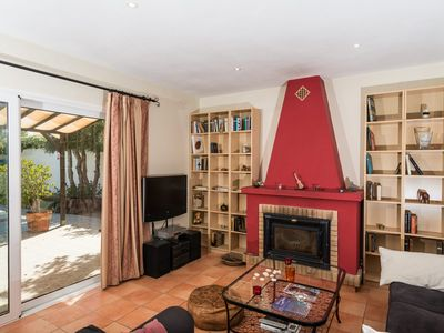 Photo for Trebeluger Villa, Sleeps 6 with Pool, Air Con and WiFi