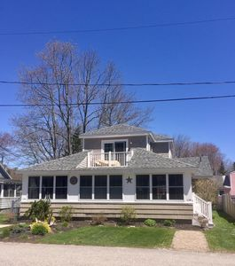 Photo for Charming Cottage  1 Block From Goose Rocks Beach