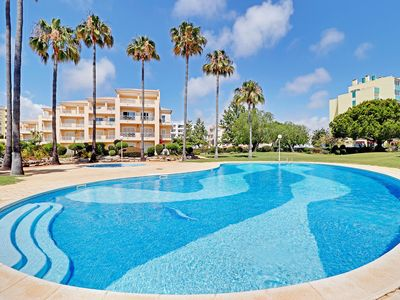 Photo for VILAMOURA PALM TREE WITH POOL by HOMING