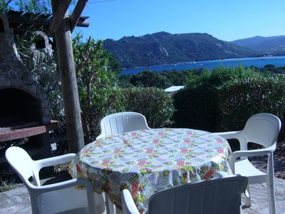 Photo for Mini Villa Residence BELLA VISTA 300 meters from the beach of Santa Giulia
