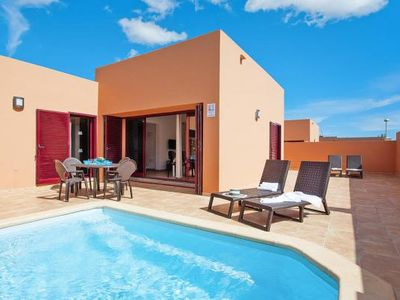 Photo for Holiday homes Viviendas Vacacionales Flamingo, Corralejo  in Fuerteventura - 4 persons, 2 bedrooms