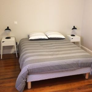 Photo for 4 rooms classified **, comfortable, quiet, near train station and center