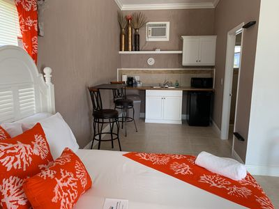 Photo for Rolle's Place Cabanas / Fresh Creek Property on Andros! WIFI /Cable /Kitchen /AC