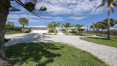 Photo for Oceanfront Pool Home with Vacation Amenities