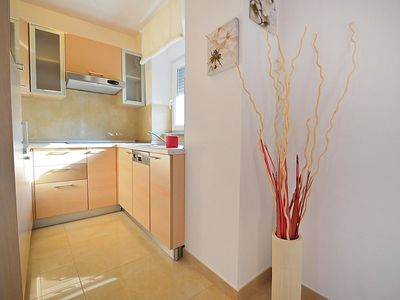 Photo for Apartment in the center of Umag with Internet, Air conditioning, Parking, Terrace (310559)