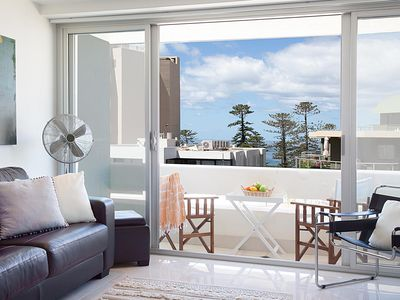 Photo for Manly Sunrise-Elevated apartment in center of town