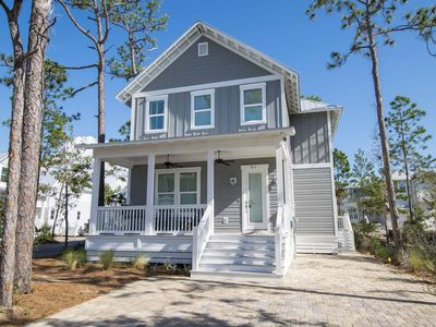 Photo for Stunning Beach Home in Blue Mountain Beach ~ Tranquil Surroundings ~ Community Pool