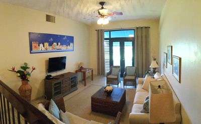Photo for Corner Unit - spectacular Ocean Front View, steps from beach, Palmas Del Mar Re