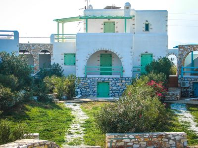 Photo for Archipelagos Villas - Villa Naxos for 8-11 pax with pool