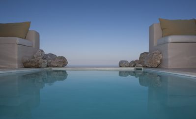 Photo for Traditional Cave Villa with Pool and Sun Terraces
