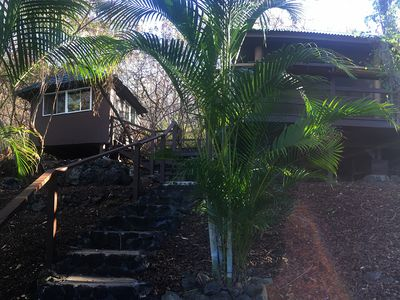 Photo for PRIVATE PARADISE - Your secluded, rustic, cozy private cottage  - DREAM TEMPLE