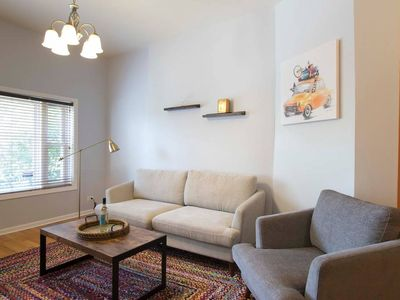 Photo for The Perfect Staycation! | 3BR | Minutes from Downtown and Train | Free Parking