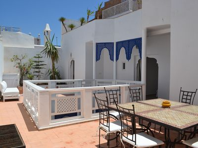 Photo for NEW -Dar Saida - Private riad with hotel service breakfast included
