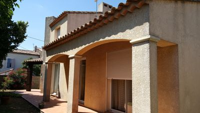 Photo for Holiday house near the Canal du Midi and Mediterranean beaches