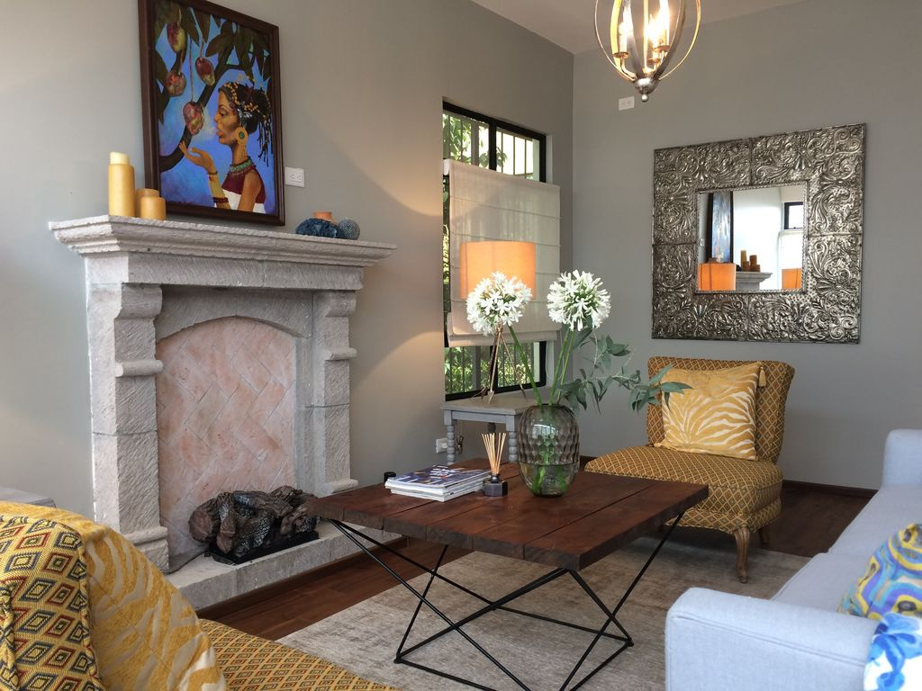 modern styling with mexican flair in the he vrbo