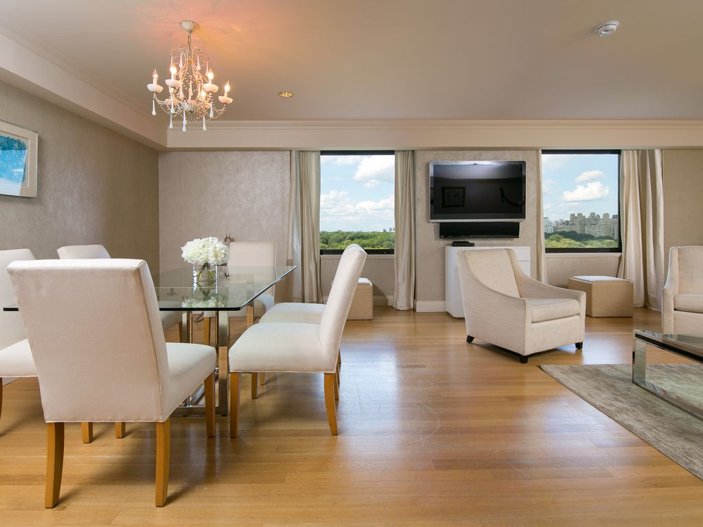 Sensational 3 Bedroom Apartment With Direct Central Park Views Manhattan New York City New