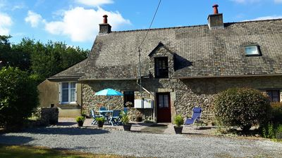 Photo for Converted Farmhouse (gite1), Private Rural Location,  only 15 mins. To Beach