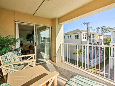 Photo for Tybee Island Condo Steps to Beach & Main Street!