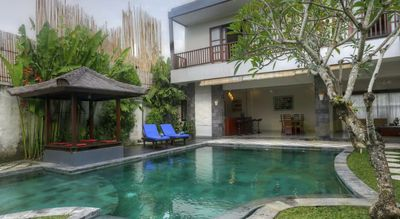 Photo for Fanisa, Modern Chic 3 Bedroom Villa,150m to Echo Beach, Canggu