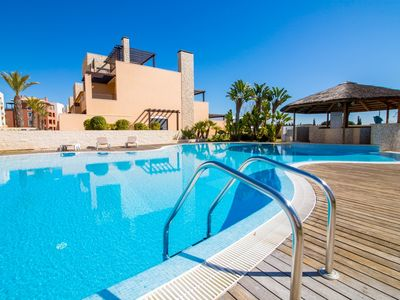 Photo for Superb 3 bedroom Townhouse Victoria Boulevard 5 mins Drive to Vilamoura Marina