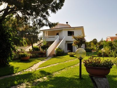 Photo for Villa Pablo - 6 Beds only 450 meters from the sea - Pittulongu (ot)