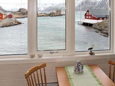 Photo for Vacation home Lofoten in Leknes - 5 persons, 2 bedrooms