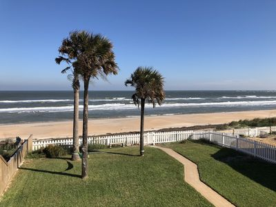 Photo for Ocean Front Home minutes from downtown St Augustine