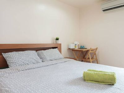 Photo for Convenient 32SQM with WiFi near BTS