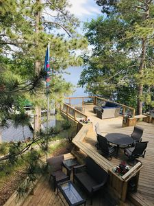 Photo for Secluded Retreat Next to Madden's on Beautiful Gull Lake, MN