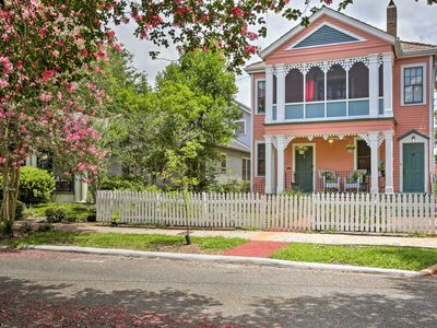Photo for Chic Historic NOLA Home w/Porch, Walk to City Park