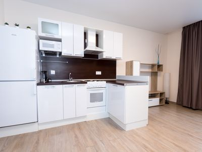 Photo for 1BR Apartment Vacation Rental in Москва