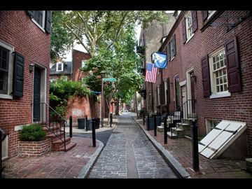Gayborhood, Philadelphia, PA, USA