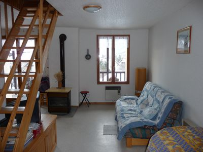 Photo for Spacious apartment equipped for 6 persons, PAYS des ECRINS à VALLOUISE