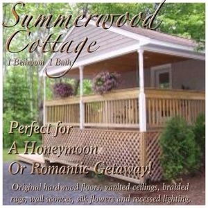 Photo for Summerwood Cottage Romantic and Eclectic Getaway