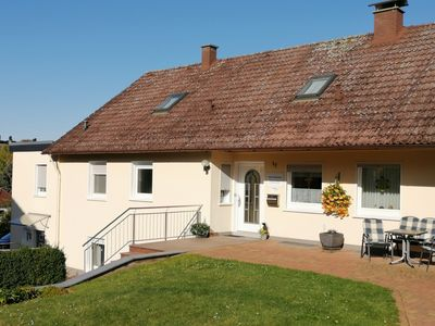 Photo for Comfortable Apartment in Polle Germany near the Forest