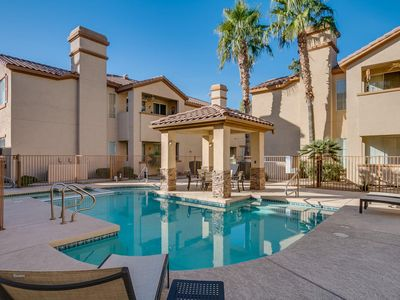 Photo for WALK TO OLD TOWN! Gated Townhouse with GARAGE!!