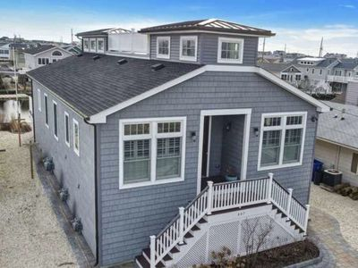 Photo for Bay front house in Lavallette!