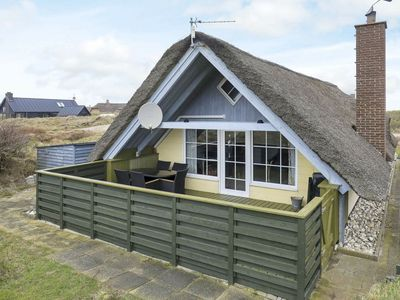 Photo for Remote Holiday Home in Ringkøbing with Sauna