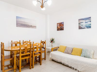 Photo for With sea view and in a good location - Apartamento Olé 1