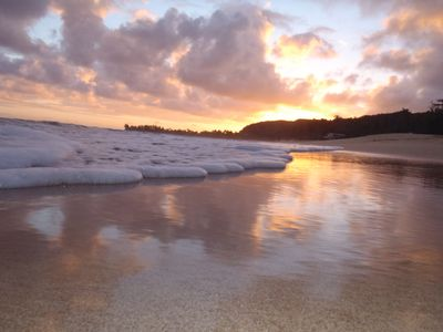 Photo for AT SUNSET BEACH * WALK TO PIPELINE * FOR NATURE LOVERS * WIFI * BBQ * PARKING