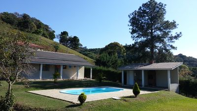 Photo for Cozy farmhouse in the South of Minas Gerais