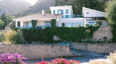 Photo for Villa with beautiful garden and private pool in Karmi