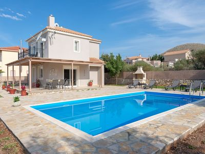 Photo for Kefalonia Blue Villa, beautiful 2 bedroom villa